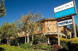 MAS Country Hamiltons Motel