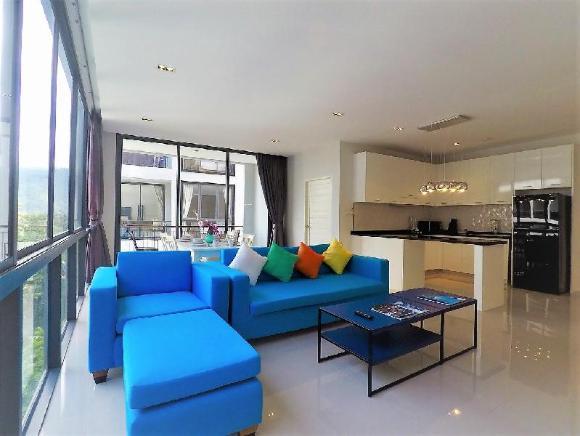 Kamala beach Modern 1 Bedroom Apartment (Icon A24)