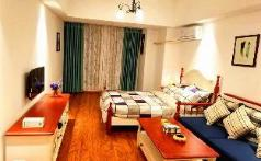 Mediterranean Style Apartment with 1 BR&1 LR, Shangrao