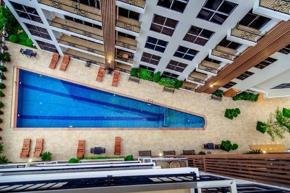 City Garden Prartum Nak  1  Bed  size 32 SQM  01