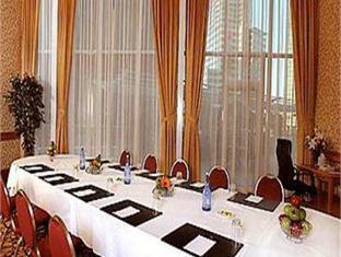 โรงแรมมาริออท พินนาเคิล แวนคูเวอร์ (BC) - ห้องประชุม