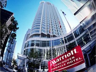 โรงแรมมาริออท พินนาเคิล แวนคูเวอร์ (BC) - ภายนอกโรงแรม
