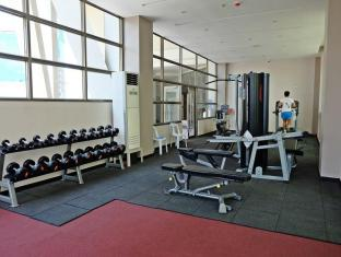 Mandarin Plaza Hotel Cebu City - Fitness Room