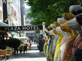 Berlin Plaza Hotel am Kurfurstendamm Berlin - Hotellet udefra