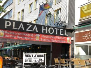 Berlin Plaza Hotel am Kurfurstendamm Berlin - Indgang