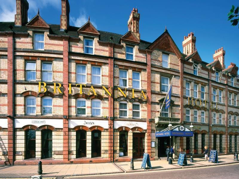 Wolverhampton United Kingdom  City new picture : Britannia Hotel Wolverhampton Wolverhampton, United Kingdom: Agoda.com