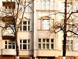 Hotel Savigny बर्लिन - होटल बाहरी सज्जा
