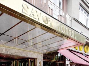 Savoy Berlin Hotel Берлин - Фасада на хотела