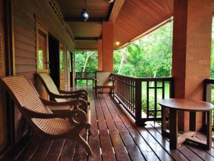 Baan Mai Cottages and Restaurant Phuket - Balcon/Terrasse