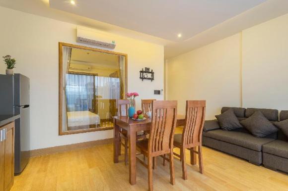 TRIPLE Apartment Ngo Thi Sy E