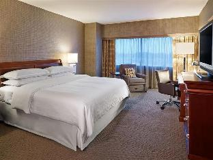 view of Sheraton Detroit Novi Hotel
