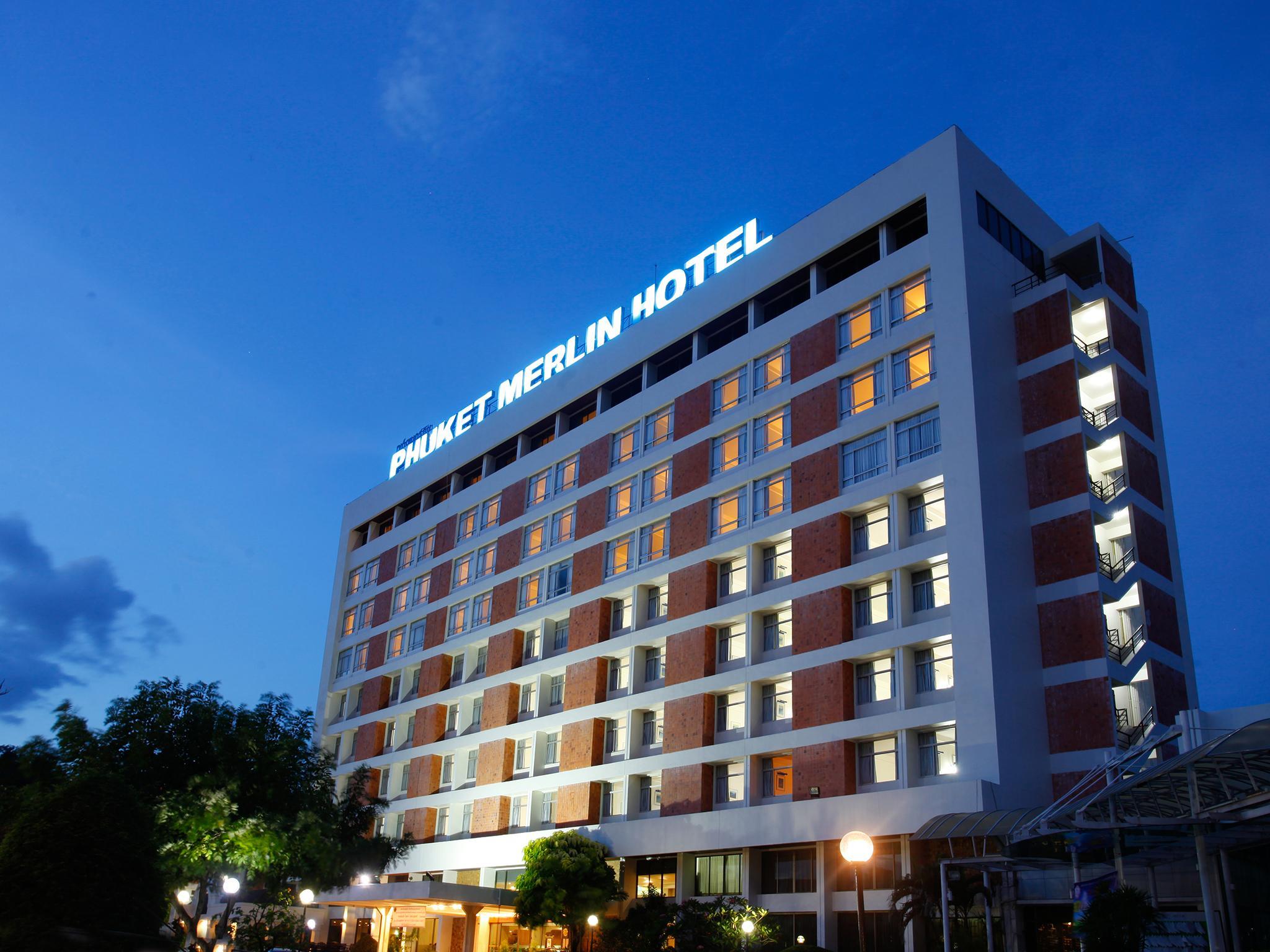 โรงแรมภูเก็ต เมอร์ลิน