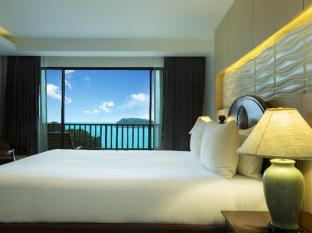 Chanalai Garden Resort, Kata Beach Phuket - Deluxe Sea View Room with Private Balcony