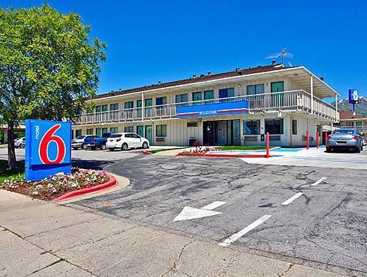 Motel 6 Salt Lake City North - Woods Cross Woods Cross (UT) United States
