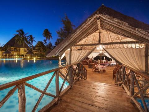 Neptune Pwani Beach Resort and Spa All Inclusive Beach Resort Deals