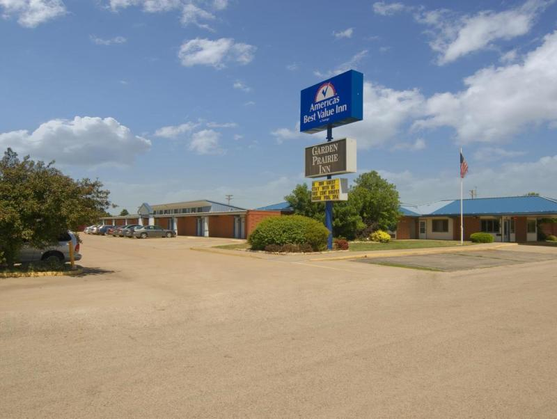Americas Best Value Inn Ellsworth - Ellsworth, KS 67439