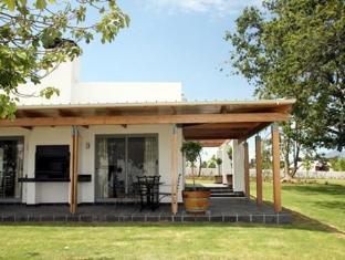 Klein Welmoed Luxury Guest House Stellenbosch - A szálloda kívülről