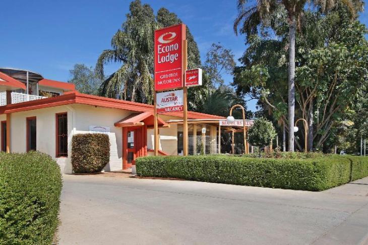 Econo Lodge Griffith Motor Inn photo 1