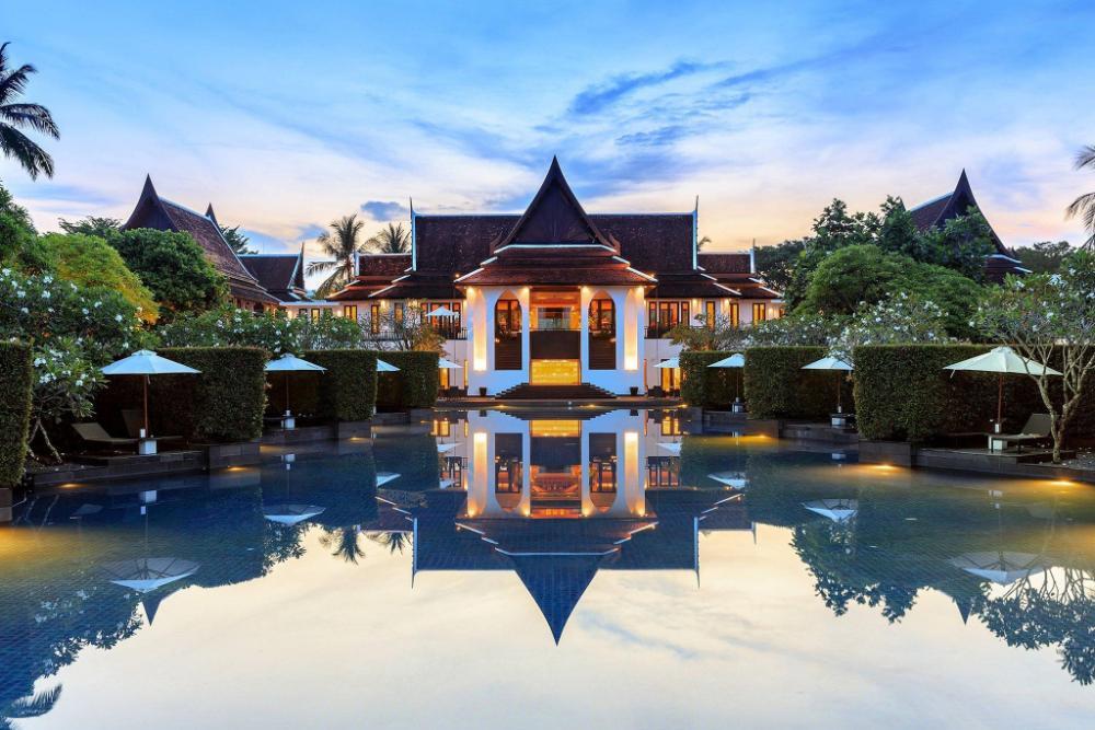 JW Marriott Khao Lak Resort and Spa