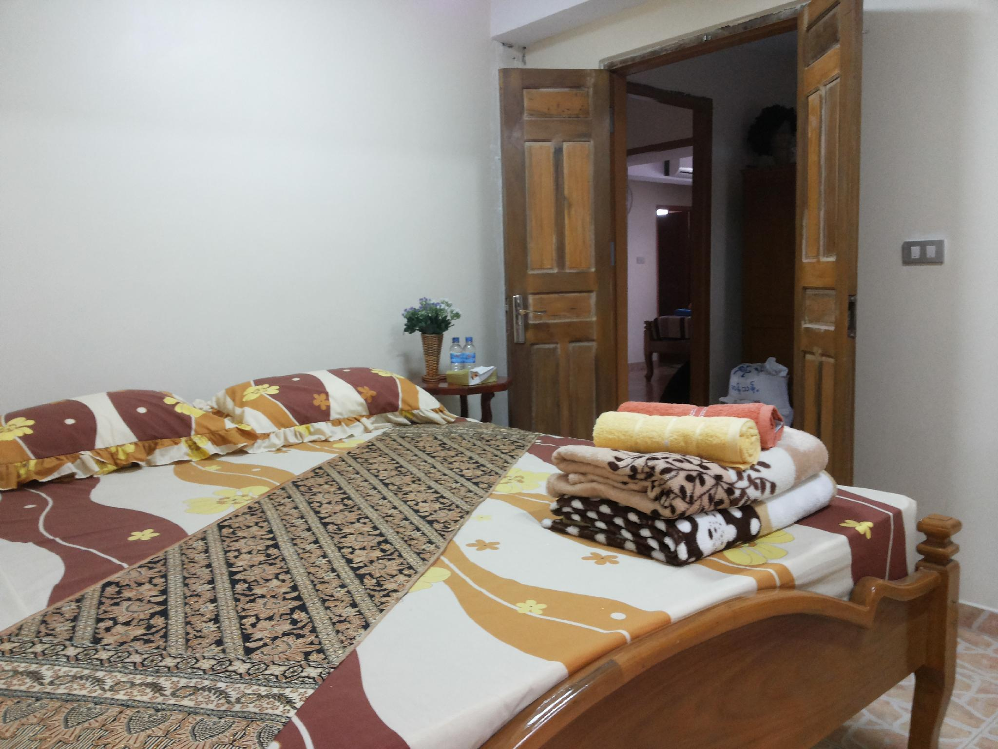 อพาร์ตเมนต์ 6 ห้องนอน 7 ห้องน้ำส่วนตัว ขนาด 60 ตร.ม. – เย