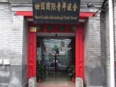 Beijing Tianyuan Youth Hostel Beijing Map