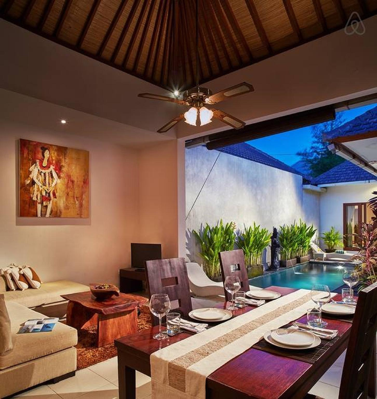 1BR Private villa seminyak