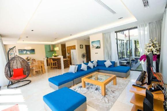 Danang Beautiful 3BR Villa - M4