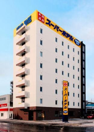 Super Hotel Asahikawa Асахикава