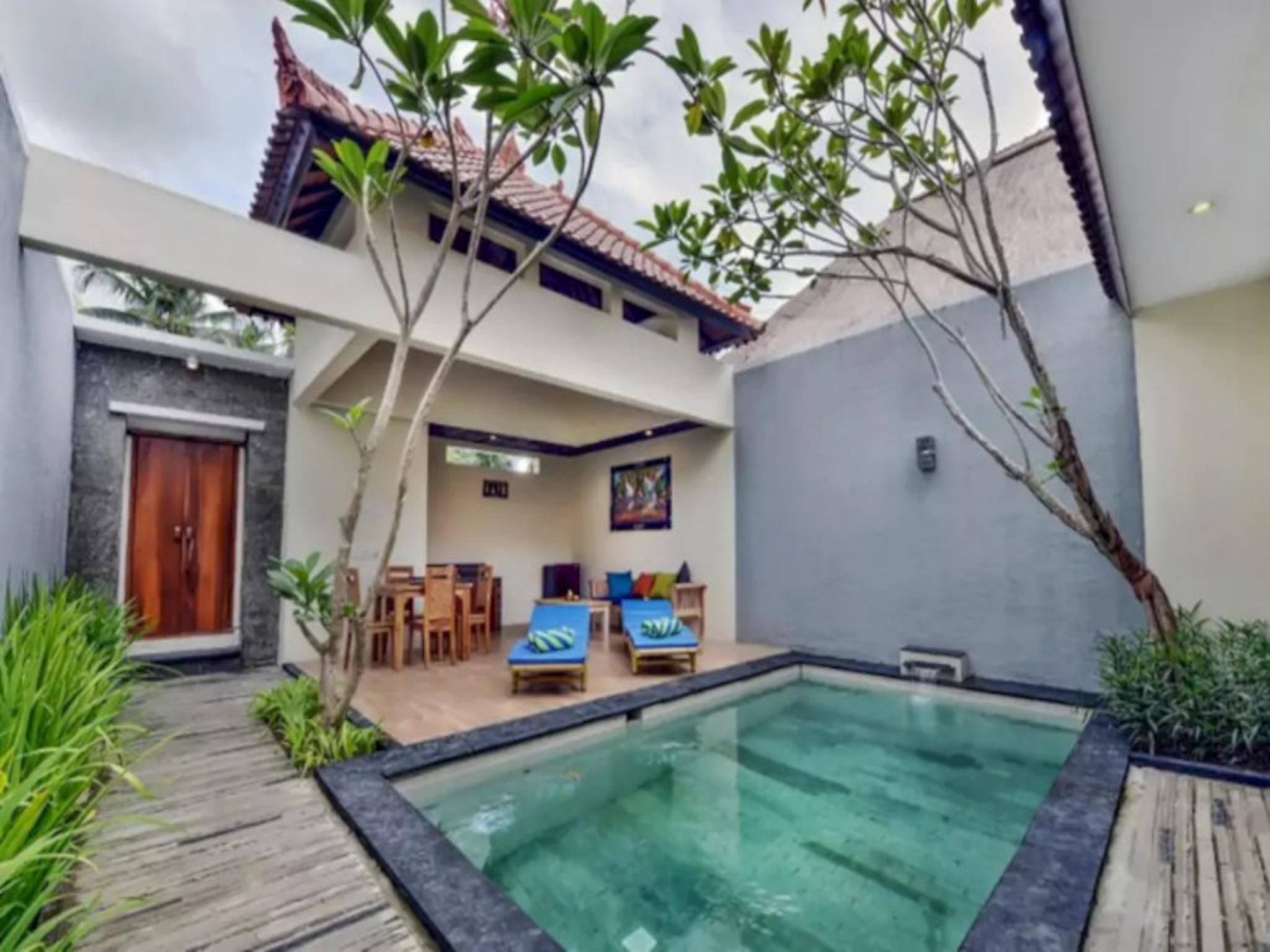 1 Bed Room Villa with Private Pool in Ubud Bali