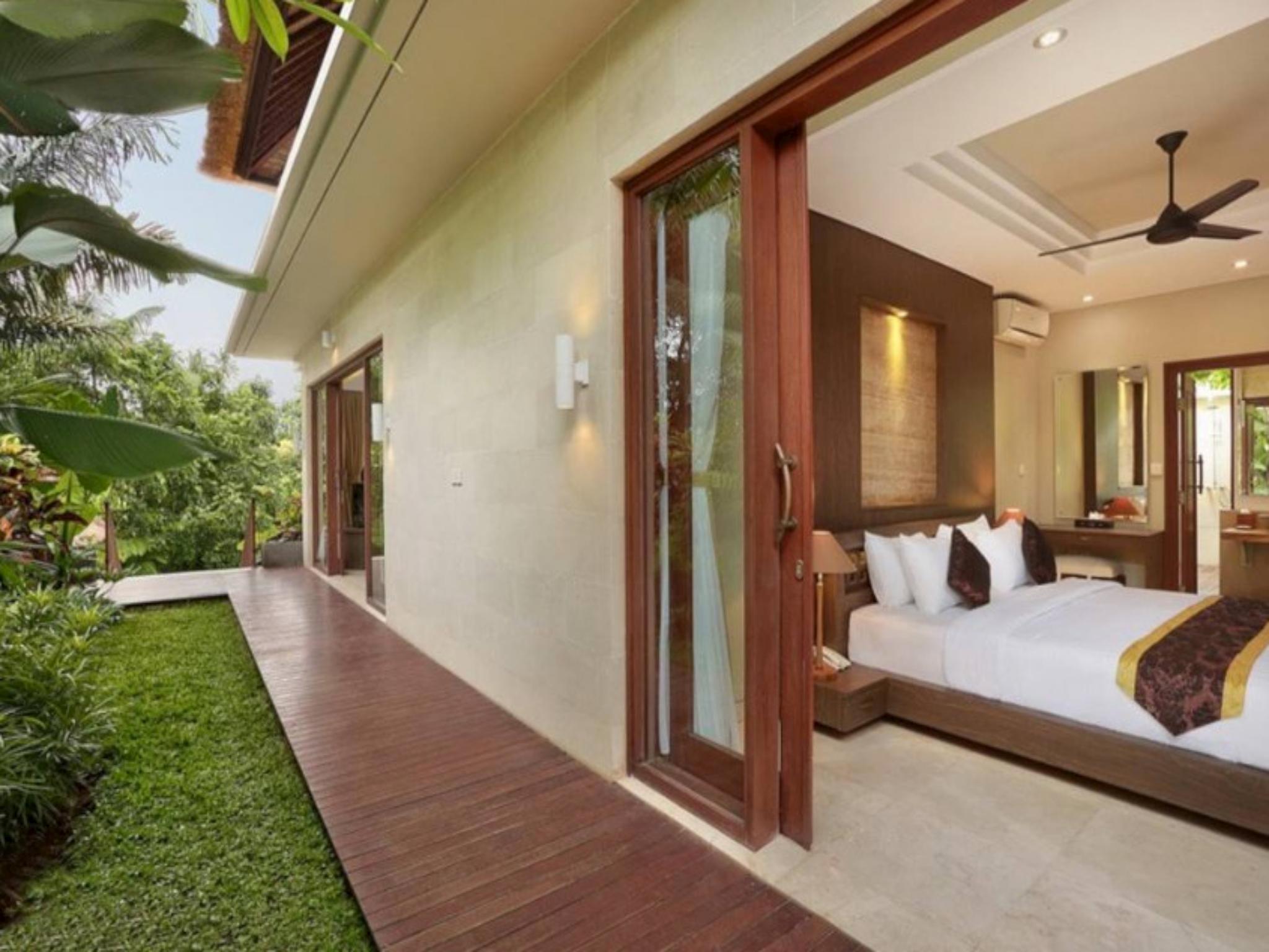 Tranquil 2 Bedroom Villa