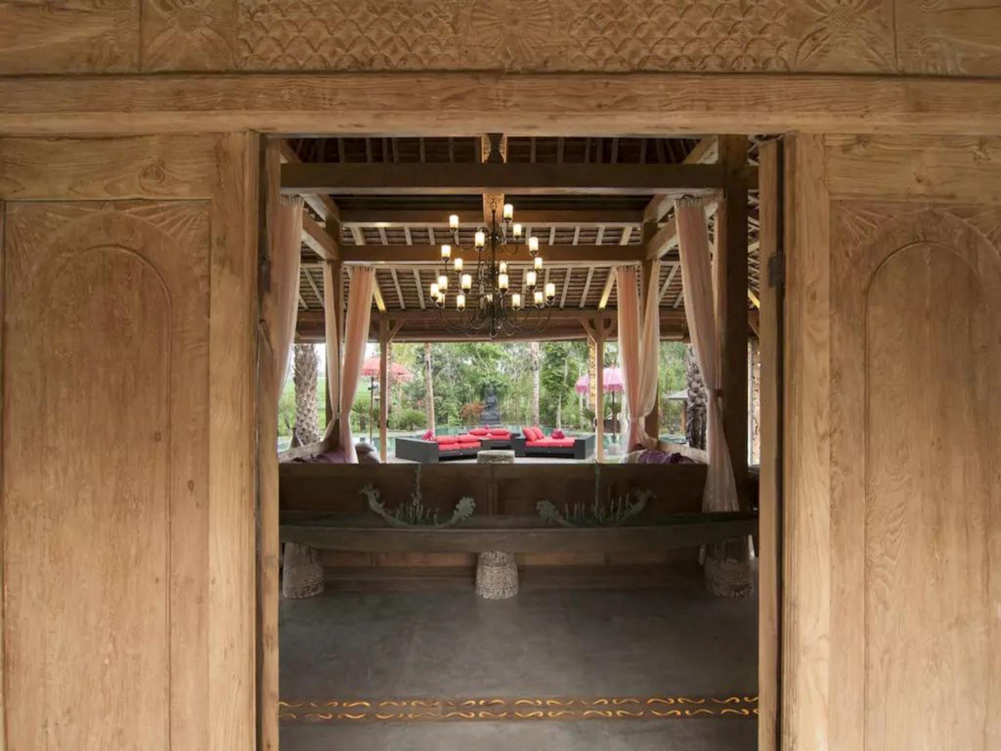 3 BDR Villa Javanese style in Umalas