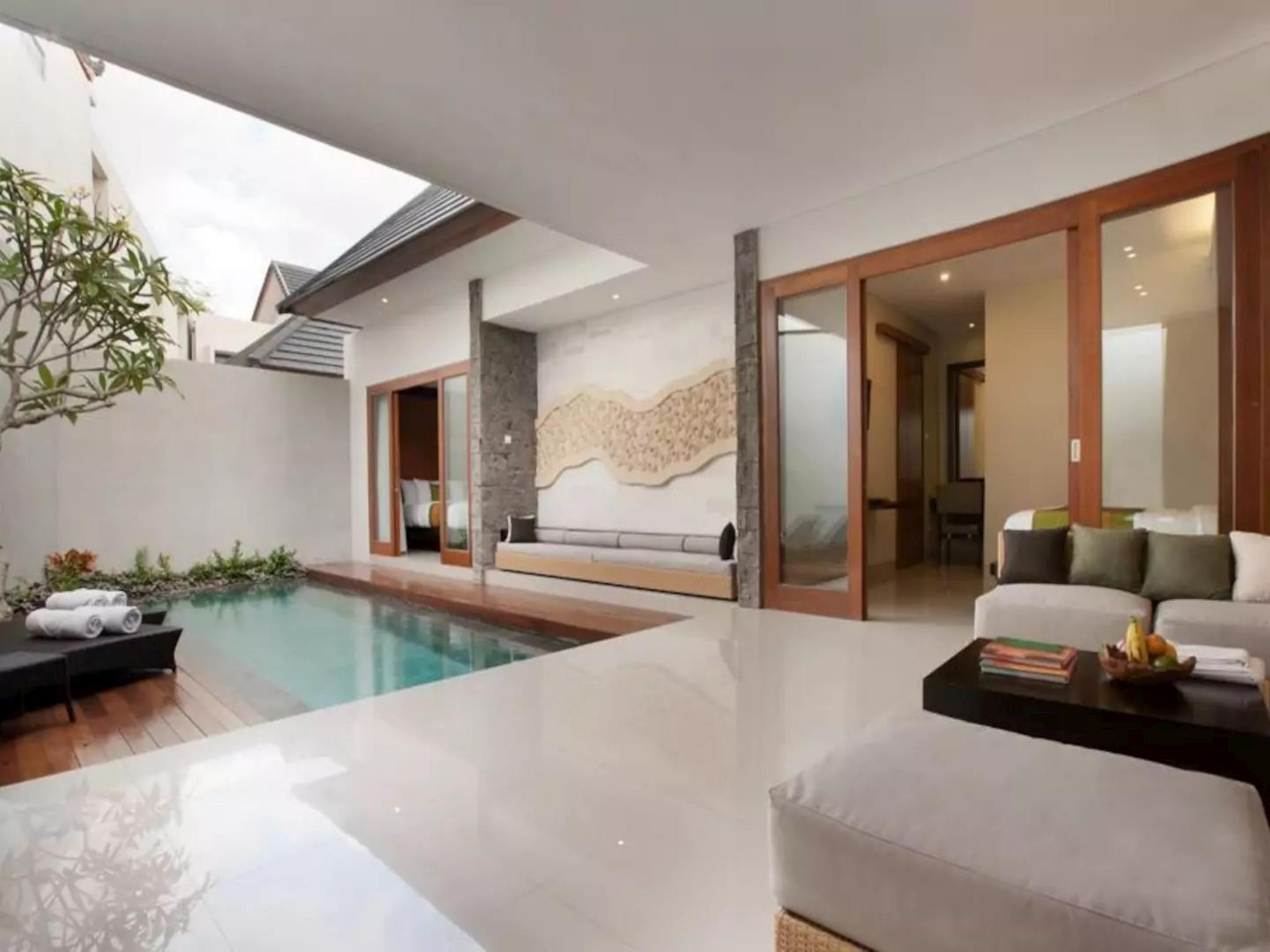 2 BDR Villas with Private Pool in Seminyak Area