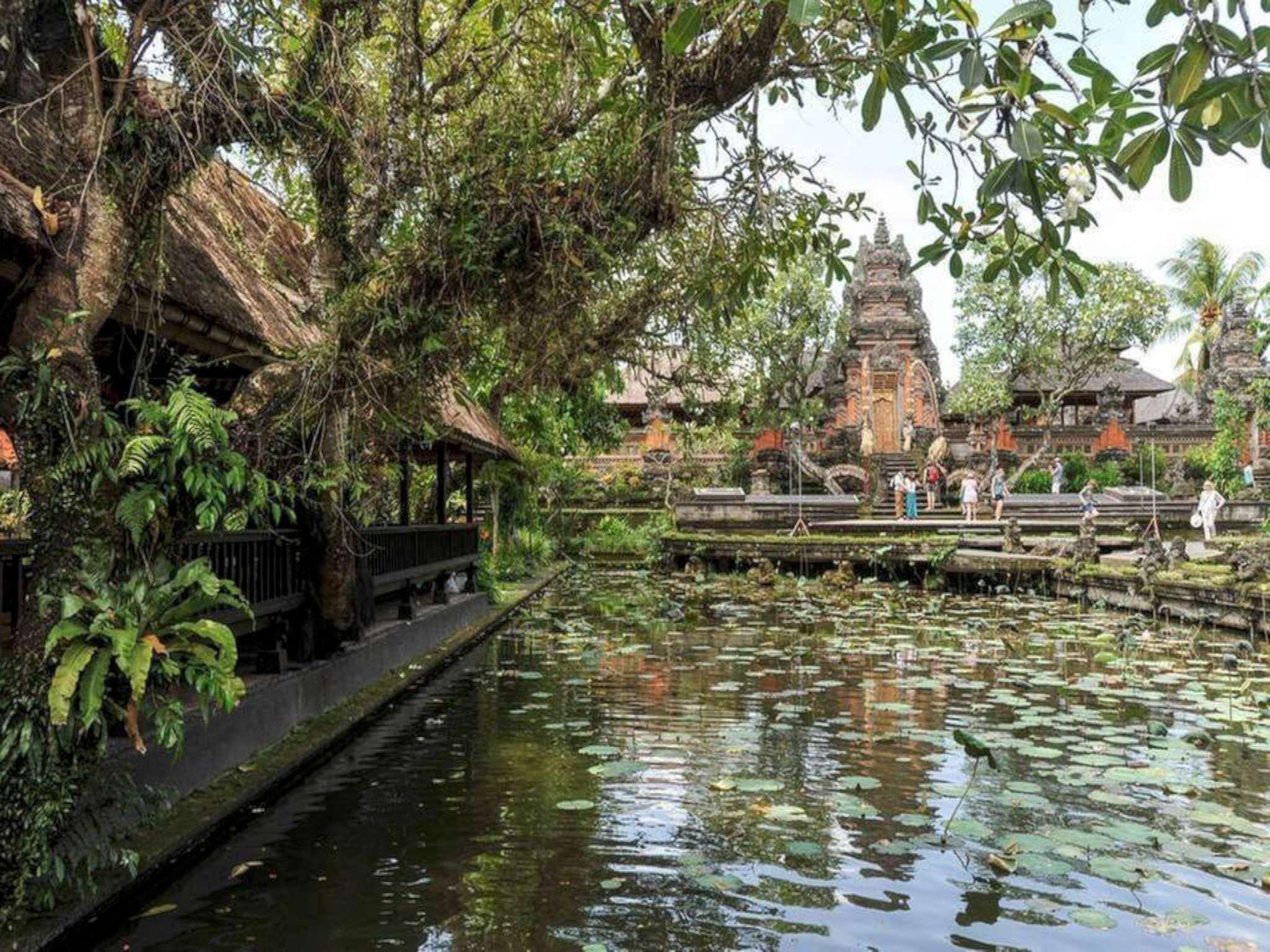 #5 Bungalows at Ubud Royal Palace