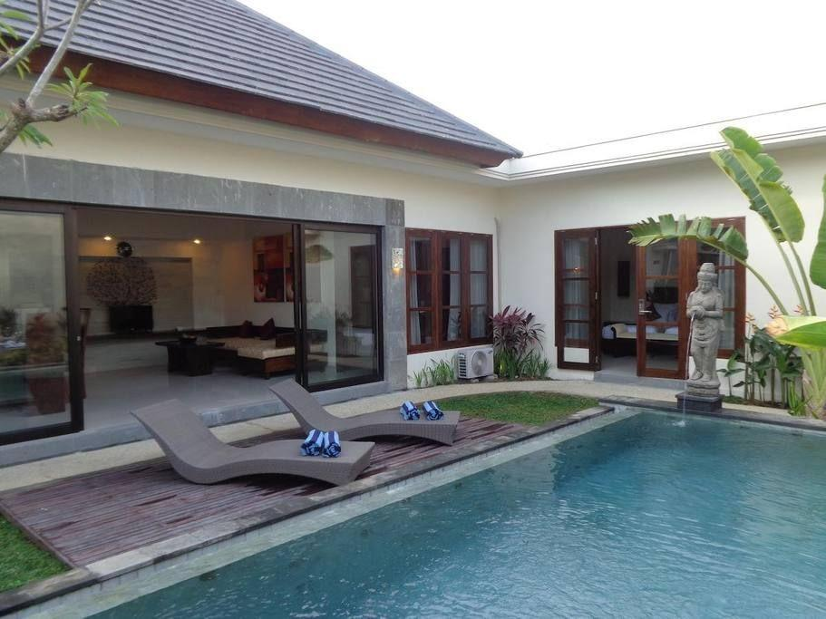 2 Bedroom Villa in Umalas Close to Seminyak