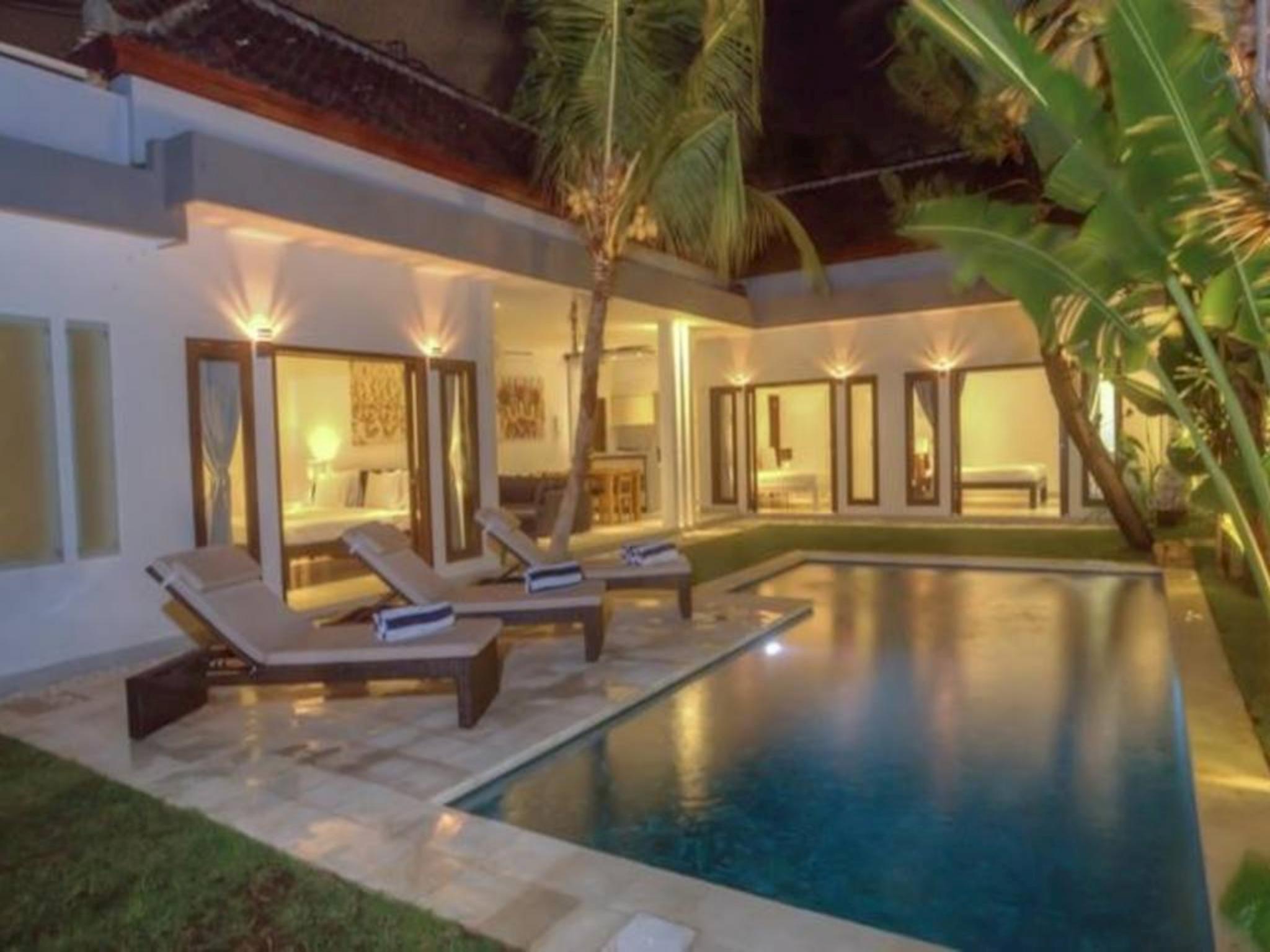 3 BDR Villa Arria With Private Pool at Seminyak