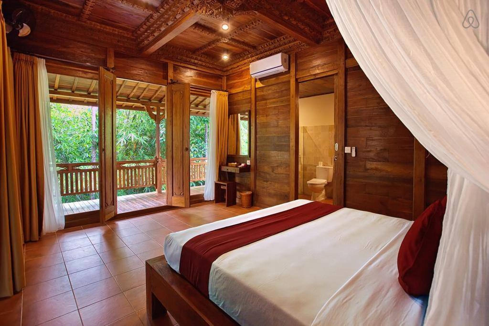 1 BDR Pool Villa Ubud in Sayan