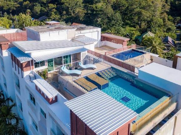 Stunning 3BDR Penthouse Private Pool @ Kamala
