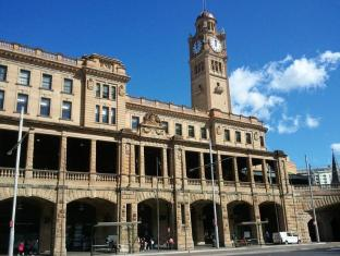 Pensione Hotel Sydney Sydney - Surroundings - Central Railway Station