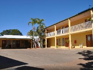 Hotell Townview Motel  i Mount Isa, Australien