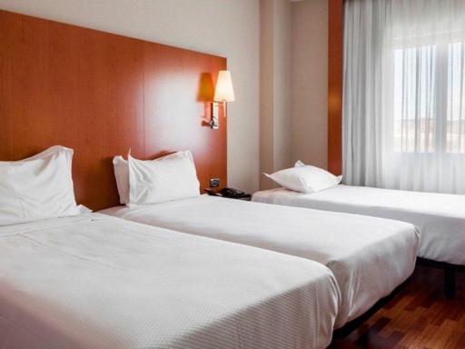 ➦  Sercotel Hotels    (Madrid) customer rating