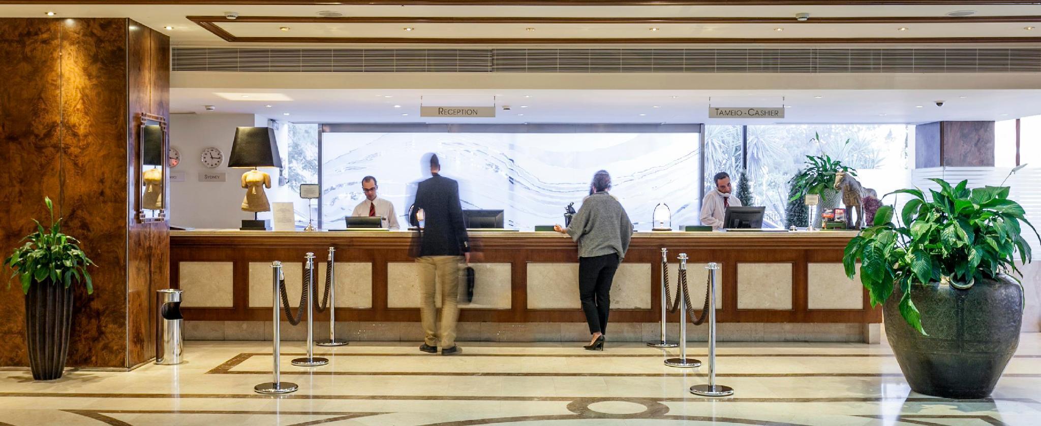 President Hotel – Athens 3
