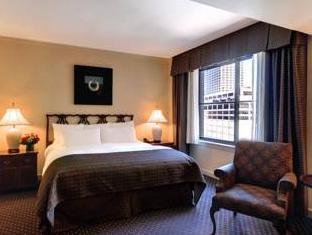 The Whitehall Hotel Chicago (IL) - Gästezimmer