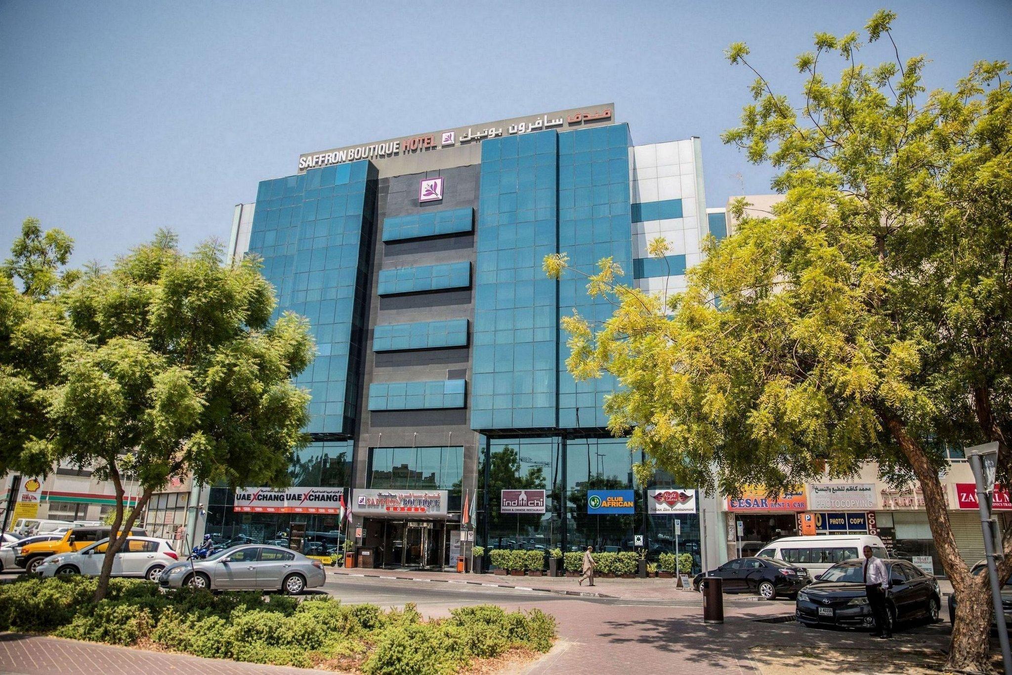 Saffron Boutique Hotel – Dubai 1