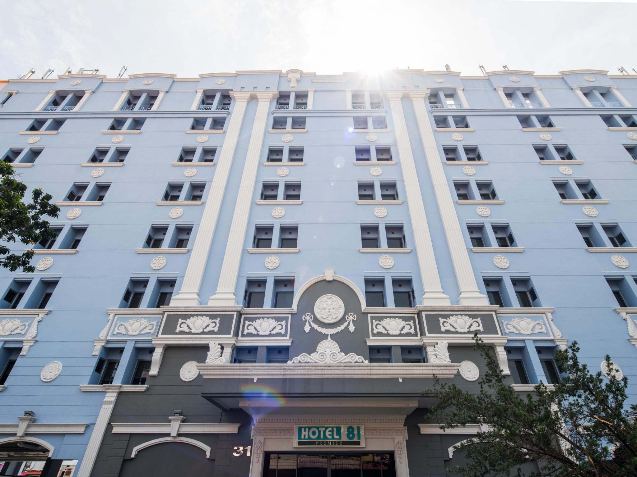 Hotel 81 premier star geylang singapore singapore for Hotels 81 in singapore