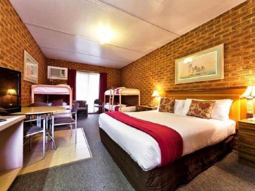 Best guest rating in Yarrawonga ➦ Lakeview Motel takes PayPal