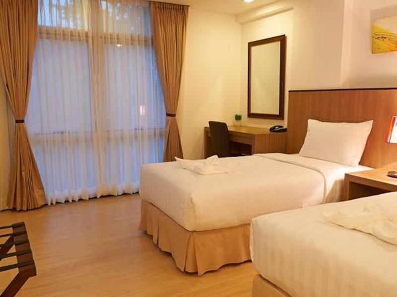 プレスティジオ ホテル アパートメンツ (Prestigio Hotel Apartments)