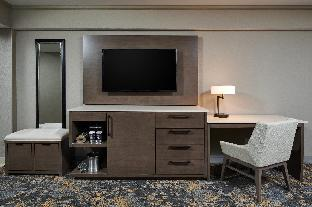 room of Hilton Anchorage Hotel