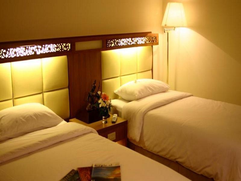 โรงแรมบางกอก ซาฮาร่า