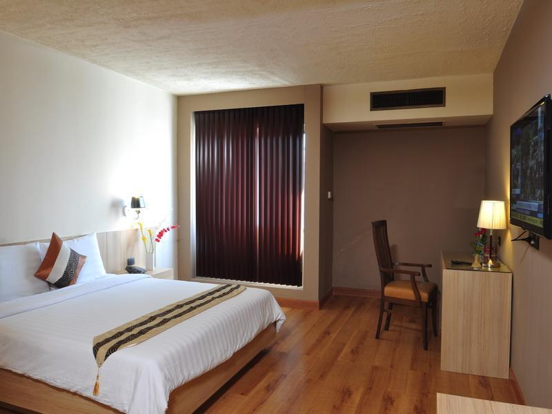 【Sukhumvit Hotel】ザ ユーロ グランデ サービスド アパートメント(The Euro Grande Serviced Apartment)