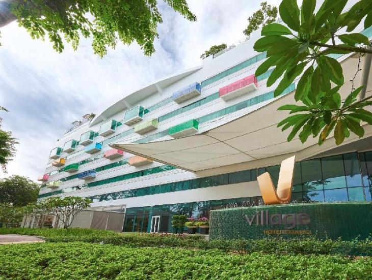 Village Hotel Changi by Far East Hospitality photo 1